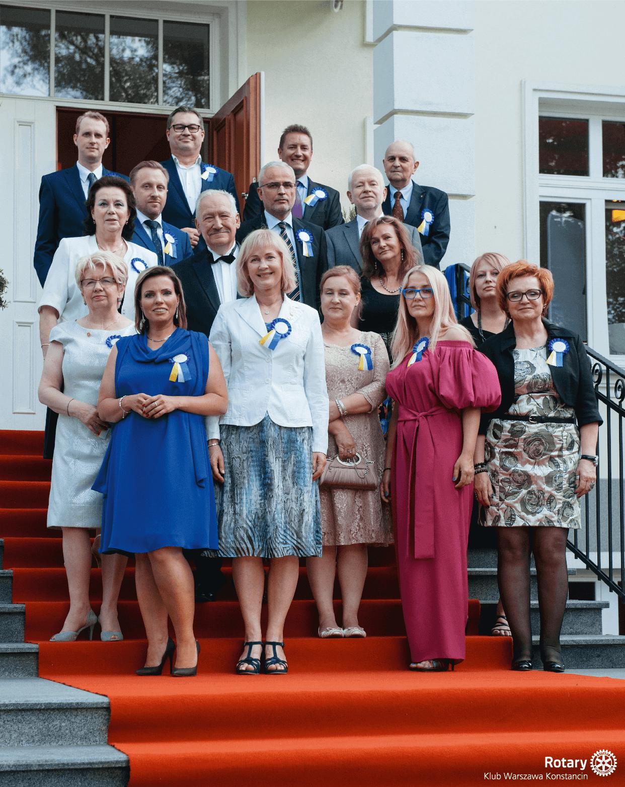 Rotary Klub Warszawa Konstancin członkowie