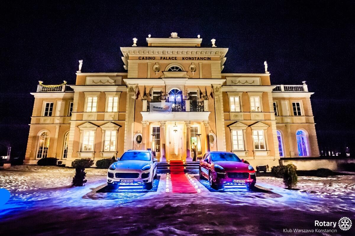 I Rotariański Bal Charytatywny Rotary Klub Warszawa Konstancin