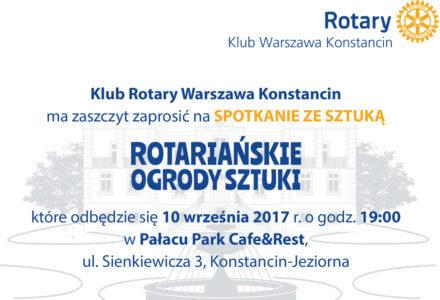 Rotarianskie Ogrody Sztuki