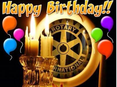 rocznica Rotary International
