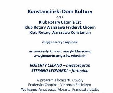 zaproszenie muzyka klasyczna II